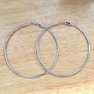 Big Hoop/Loop Earrings