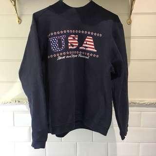 USA retro jumper