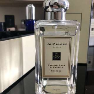 Jomalone English pear and freesia