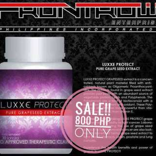 LUXXE GRAPESEED 30capsules