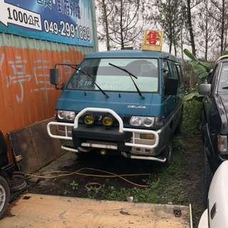 自排4WD柴油2.5 四輪傳動 客貨兩用