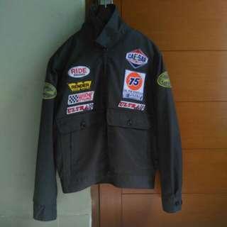 Jaket balap rare item
