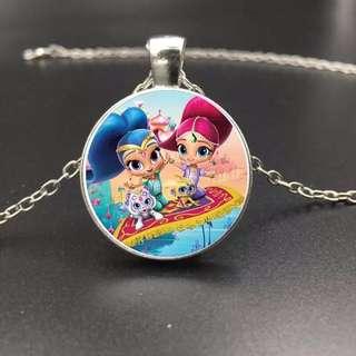Little Shimmer n Shine Necklace - HGR321