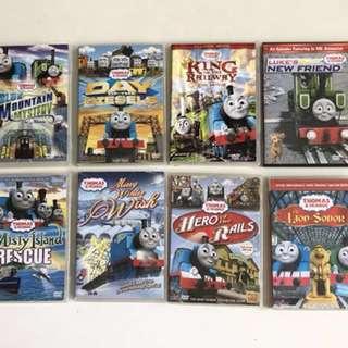 Thomas the Train- Used DVD Movie