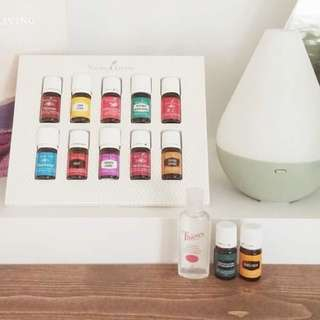 Young Living Oils Starter Kit