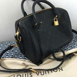 Louis vuitton empreinte monògram authentic