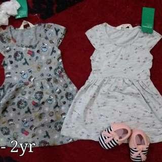HM inspired dress