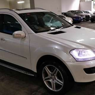 Mercedes ML500 5500cc SG