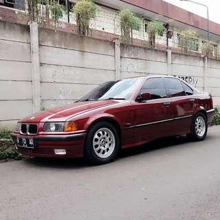 Bmw E36 320i 1994 M50