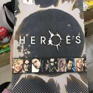 Heroes Thick Graphic Novel