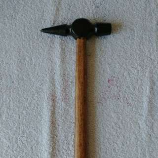 Special hammer with 15ins handle