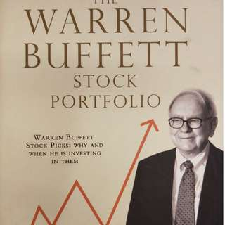 The Warren Buffet Stock Portfolio by Mary Buffet & David Clark