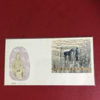 China stamp 1983 T88 Miniature Sheet B-FDC