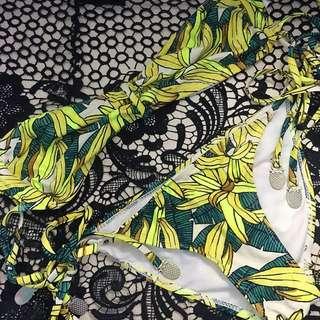 H&M Bikini - Tropical Banana