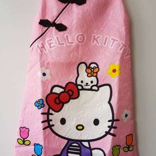 Hello kitty cheong sam