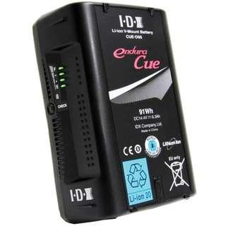 IDX System Technology CUE-D95 91Wh Li-Ion V-Mount Battery