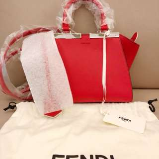 Fendi 3Jour Mini (Colour: Flame)