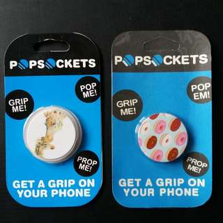 POPSOCKETS 60 pesos for 2