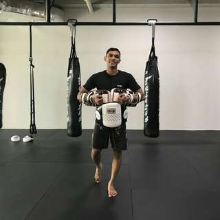 Personal training- Boxing and Muay Thai
