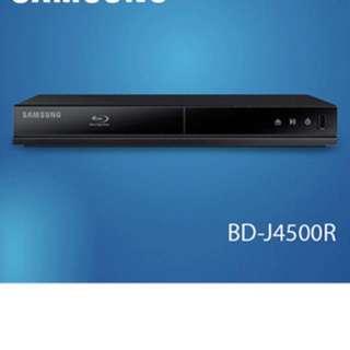 Brand New Samsung blu ray player BD-J4500R(sealed)