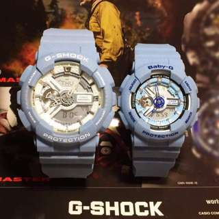 Sale!Replica Couples Gshock and BabyG