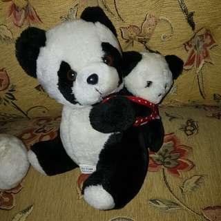 Boneka Panda Lucu