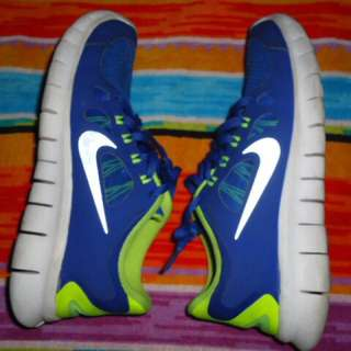 Nike Free 5.0 Shoes for Boys