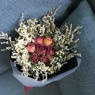 Handmade Rose( dried  flower ) offer with best price!!