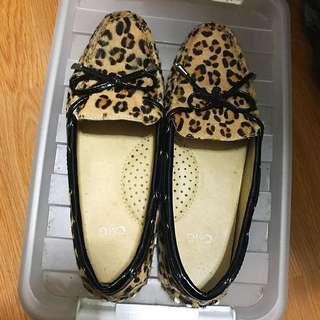 CMG Animal Print Loafers