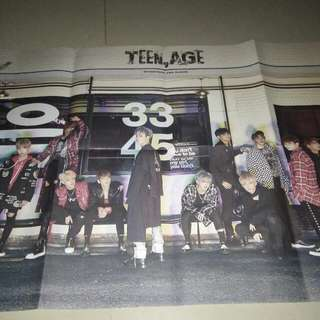 TEEN,AGE OFFICIAL RS VER POSTER