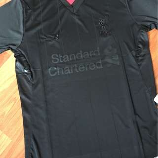 Liverpool Jersey Limited Edition
