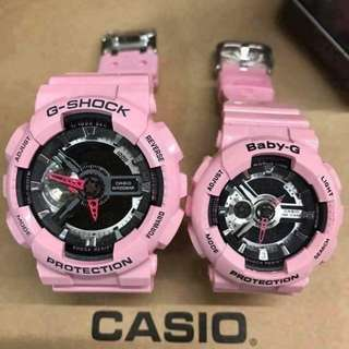 Replica Couples SALE Gshock and BabyG