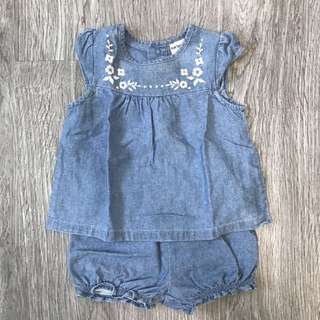 Authentic Carter's Baby Girl Apparel