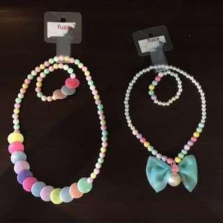 Fuze Girls Accessories