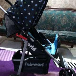 Stroller Fairworld