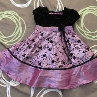 Charity Sale! Jona Michelle Baby girl Dress Size 2