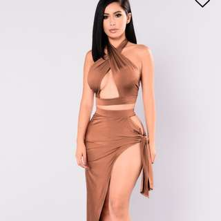 Egyptian fashion nova set