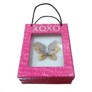 New:XOXO ring