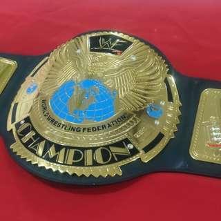 WTS: WWF Attitude Era Championship Replica Wrestling Belt