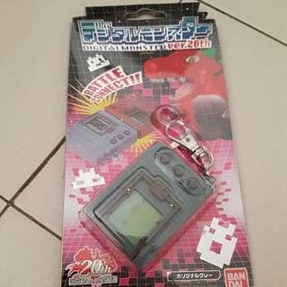 Digimon Digivice version 20th