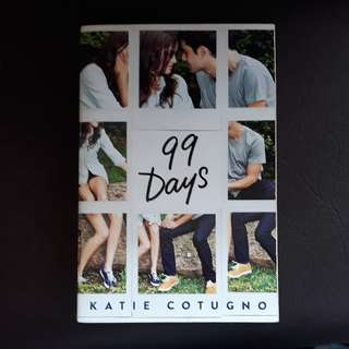 99 Days : Katie Cotugno