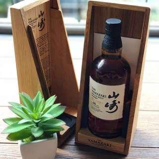 Yamazaki Mizunara 18 yrs old 2017 Edition Whisky
