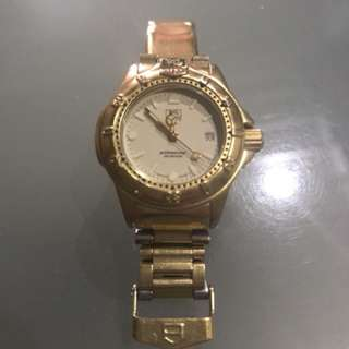 Tag huer ladies watch