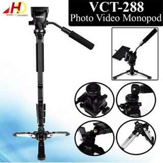 YunYunteng VCT-288 Camera Monopod