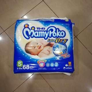 Mamypoko extra dry (S 68)