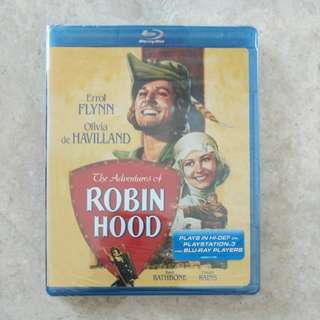 The Adventures of Robin Hood Blu-ray