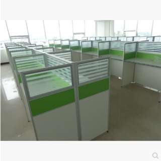 office partition - office furniture - screen panel -