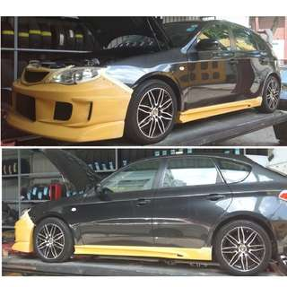 Customized Body Kit - All make cars - Body kit Repair & Paint