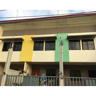 Townhouse for Sale in Cainta Greenland ready for occupancy