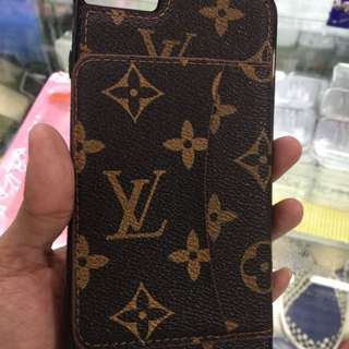 LV with card holder for iphone case from vietnam